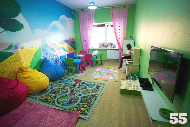 Антикафе снять комнату для дня рождения