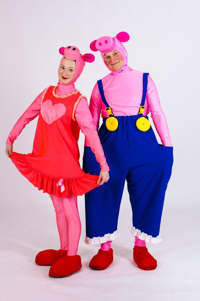 ... анимационная программа свинка пеппа и джордж на день рождения малыша ... f5451a1630cd0